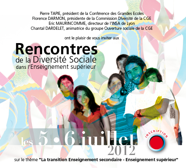 Rencontre cge